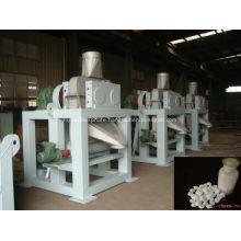 granulator of calcium carbonate granules