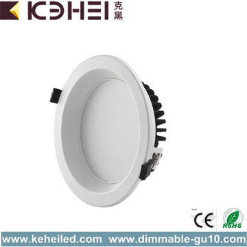 18W, blanco, 6 pulgadas, LED, Downlights, iluminación, Kits