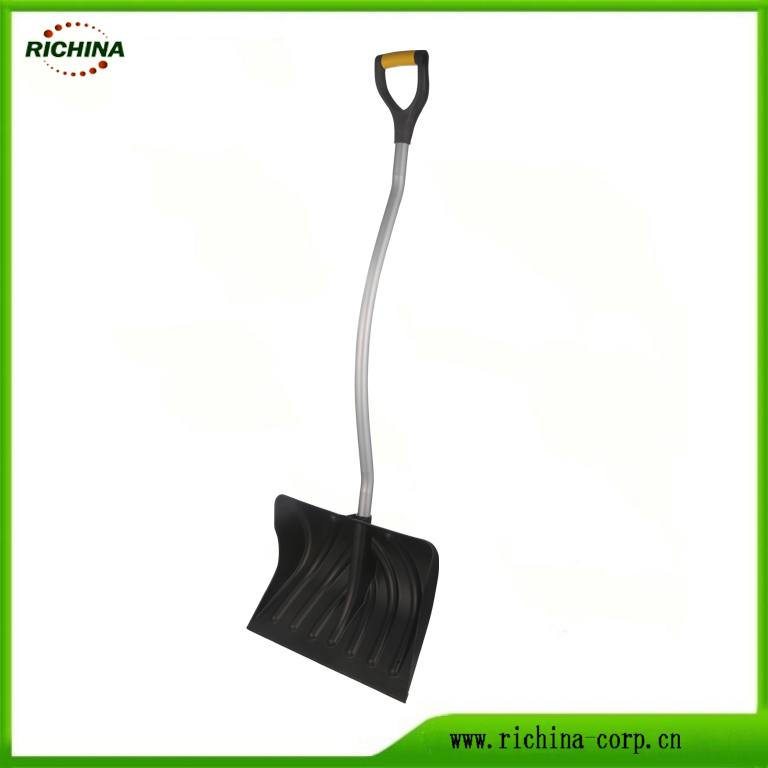Bent Handle Snow Removal Shovel
