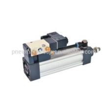 Serie SUF Cilindro neumático estándar de acción doble con válvula