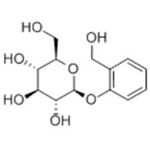 2- (Hidroximetil) fenil-beta-D-glucopiranósido CAS 138-52-3