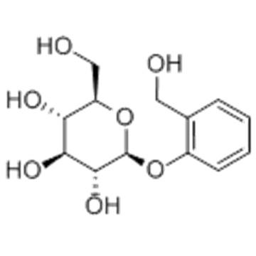 2-(Hydroxymethyl)phenyl-beta-D-glucopyranoside CAS 138-52-3