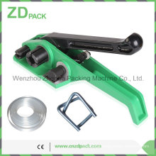 Manual Corded Strap Strapping Tensioner/Tool for 13-19mm