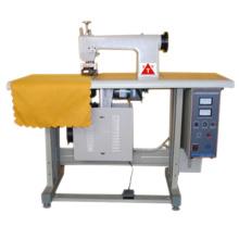 Máquina de sellado de costura de fabricación de bolsas no tejidas por ultrasonidos (JT-60)