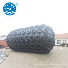 Pára-choque marinho inflável de alta qualidade para o navio