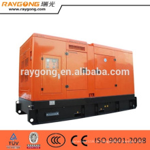 diesel generator weifang 100kw 120kw leise mit ATS
