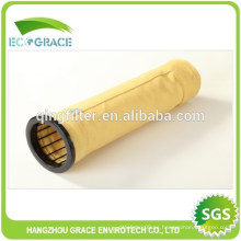Bolsa de filtro Nomex / Fiberglass / Polyester Dust Collector
