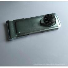 Combinación de la aleación del cinc que cierra el cerrojo 6 '' (B260-016)