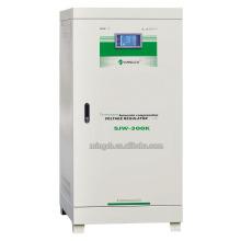 Customed Djw / Sjw-300k Series Microcomputador Non Contact AC Vcoltage Regulador / Estabilizador