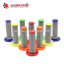 Wholesale Colorful Handle Grips Motorcycle Dirt Pit Bike Rubber Handlebar Grips