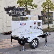 Diesel Engine Mobile Light Tower (UD8LT)