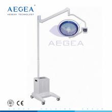 AG-LT015A sala quirúrgica con una cabeza de la lámpara fría soporte luces de quirófano