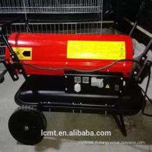 Expert en chauffage pour l'équipement de chauffage du chauffe-poulailler à la ferme