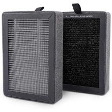 1017305 Filter Filtrete Replacement Charcoal Carbon Air Filter for Levoit LV-H128 Air Purifier