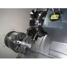 CNC650, Turning Lathe, Milling Lathe, Drilling Lahte, Tapping Lathe Combined Lathe