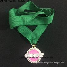 Benutzerdefinierte Znic Legierung Medaille für Scavenger Farbe Medaille moderne Medaille