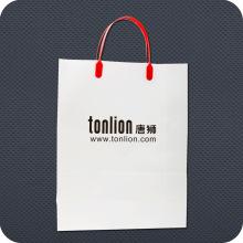 Saco de embalagem de papel impresso personalizado