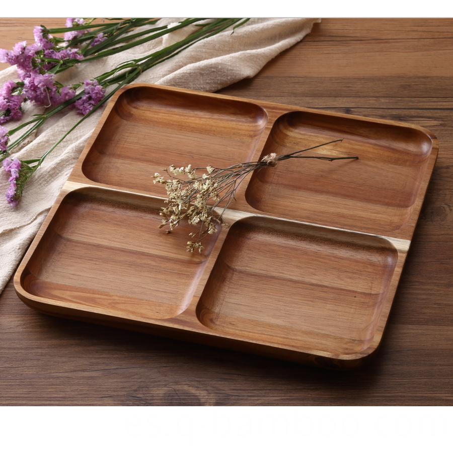 Wood Serving Tray
