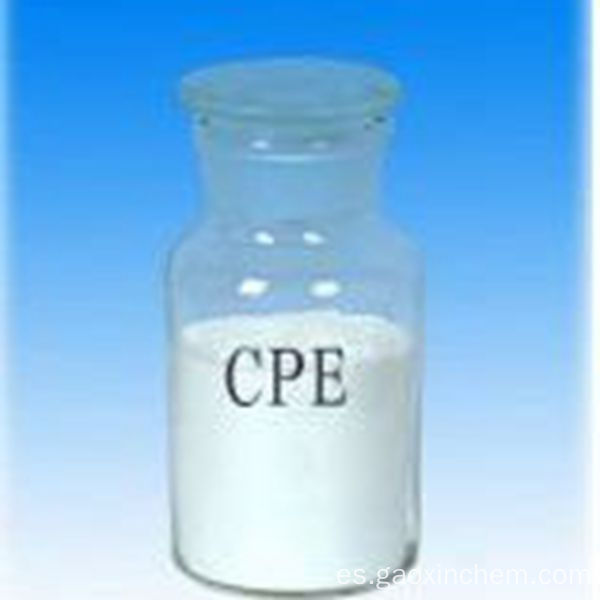 Modificador de impacto Pvc Additive(cpe)