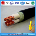 Copper Conductor low Volt Armor XLPE Cable de alimentación aislado