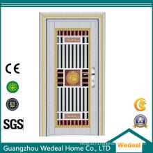 Оптовые поставки высококачественной металлической двери из нержавеющей стали для проектов