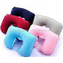 ECO-friendly 5 твердых цветов, наполняющих надувную подушку шеи