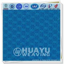 785A, tecido de malha de malha de poliéster tecido de malha de ar para saco de ombro