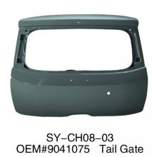 Chevrolet NEW SAIL(Hatchback) Tail Gate