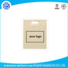 Индивидуальный пластиковый пакет с логотипом для печати