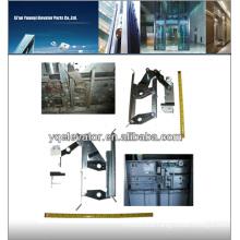 kone elevator parts, elevator door knife, elevator car door parts KM602324G13