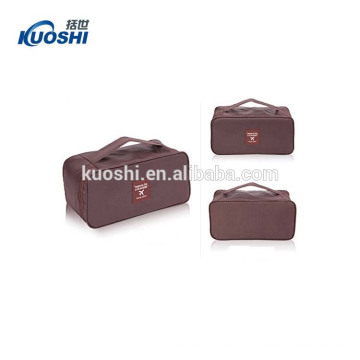 cheap polyester cosmetic bag for makeup