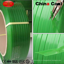 Дешевая Цена PP связывает применение лента для упаковочная машина