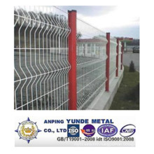 High Security Bending Tiangular Welded Fence
