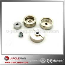 Magnet Assembly NdFeB Magnet with Hole