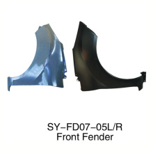 FORD NEW Fiesta 2009 - Front Fender
