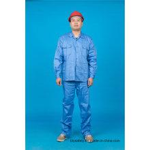 Qualitativ hochwertige Langarm 65 % Polyester 35 % Baumwolle Sicherheit Anzug Arbeitskleidung (BLY2004)