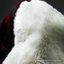 Wholesale Snow White Australian Lamb Skin