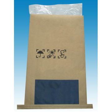 Papier Kraft résistant à l'humidité Papier mince, sac composite pour polypropylène