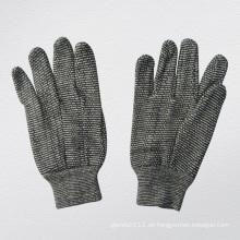 10oz grau String stricken Baumwolle Arbeitshandschuh - 2103