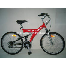 """Bicicleta de montaña con marco de acero de 24 """"(2402)"""