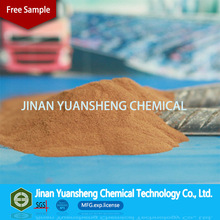 Adhesivo de fundición mineral Ligno sulfonato de sodio
