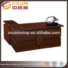 Móveis de madeira de escritório de madeira