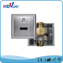​​​​2018 Newly design Solid Brass Automatic Toilet Flusher with Override Button