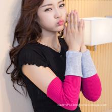 2017 new style wholesale price sale custom cotton wool glove