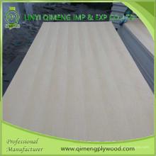 Boa grão AAA ou AA Grau Ep Teak Plywood Compensado