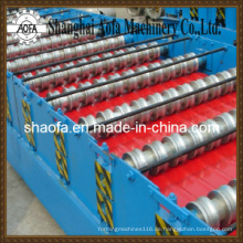 Roofing / Wall Roll Formmaschine (AF-R890)