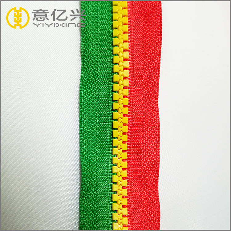 plastic bag zipper