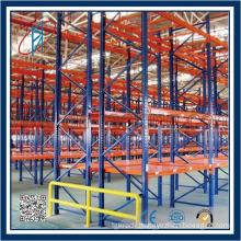 Industrial Adjustable Pallet Shelf/shelving Upright Protectors