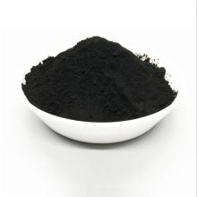 Pigmento en polvo de negro de carbón para ollas / utensilios de cocina de esmalte
