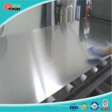 304 Hoja de acero inoxidable con espejo de alta calidad